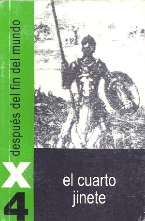 Biblioteca X – Cuarto Jinete / Ronald Flores   Revista Luna Park